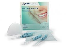 BMS home whitening - 16 % - 1 шприца 3мл. избелващ гел